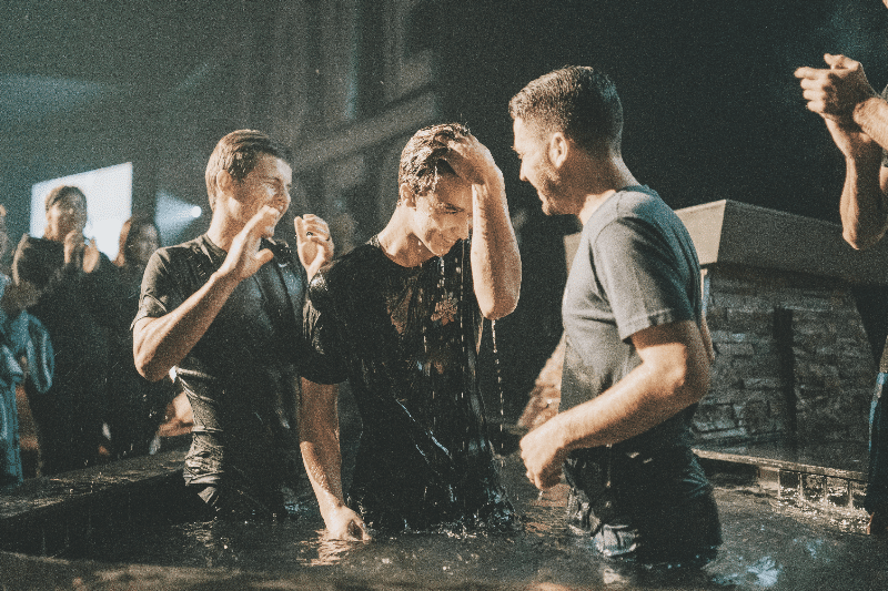teen baptism
