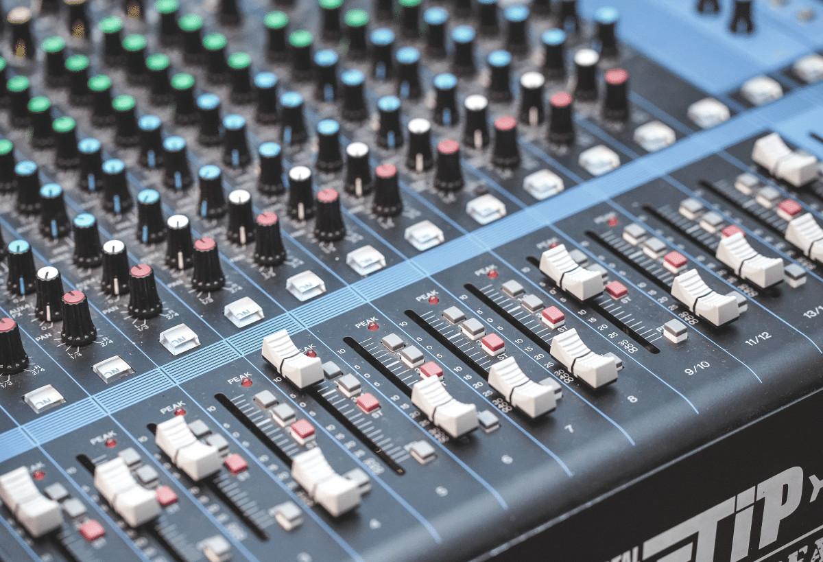 best soundboard for church