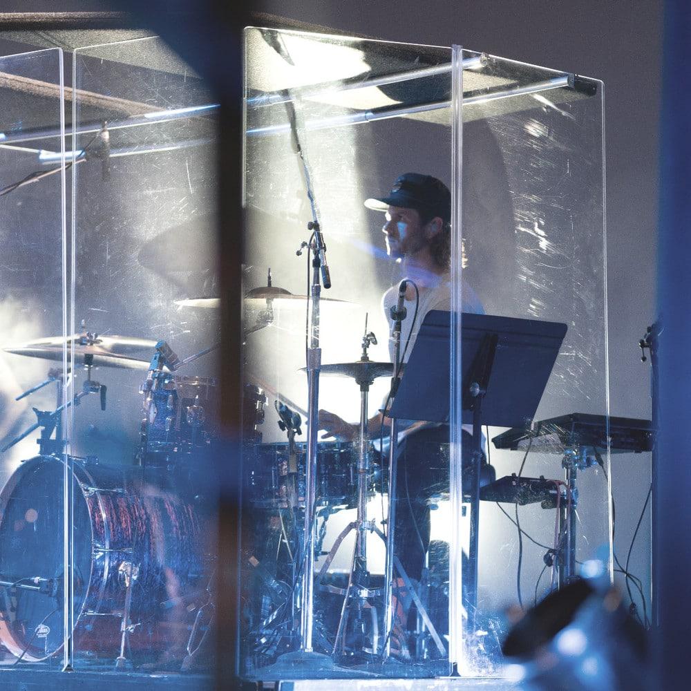 best drum shields