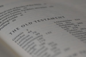 The Old Testament: Its Significance and Foundational Truths