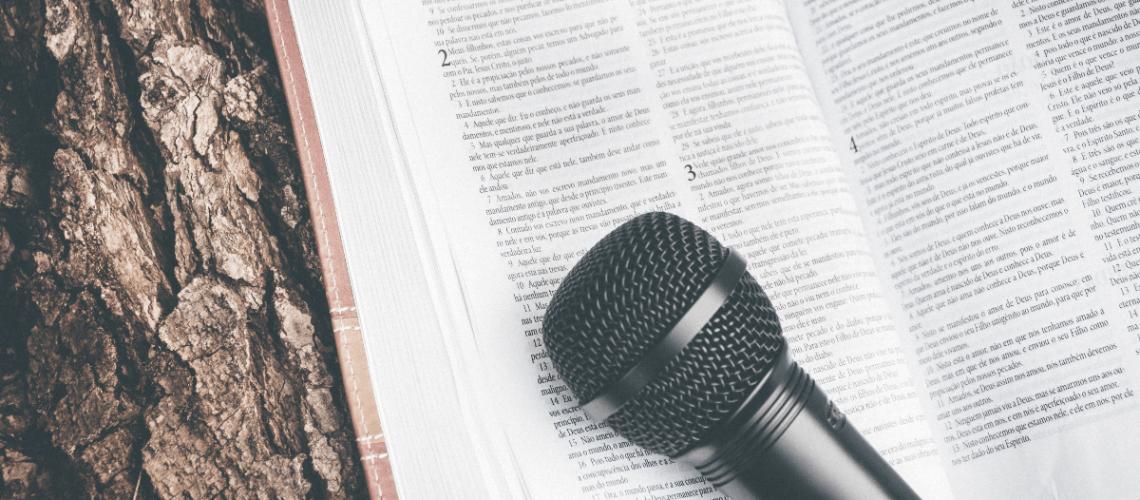 church microphone